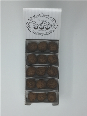 Salted Caramel Cake Balls (NEW!) OUT OF STOCK