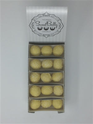 Lemon Cake Balls (OUT OF STOCK)