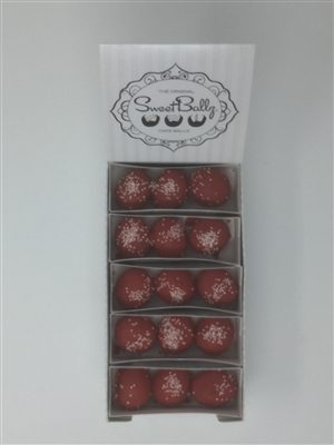 Red Velvet Cake Balls (CLOSED UNTIL FALL 2019)